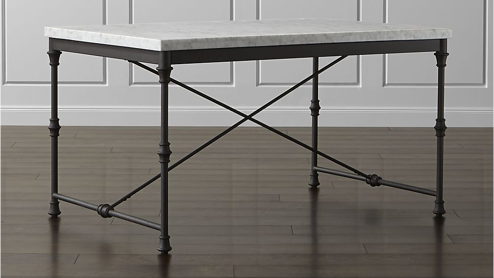 Crate and Barrel's French Kitchen Table