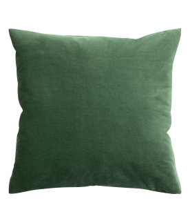 H & M Home Velvet Pillow Cover